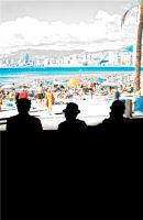 Watchers in Benidorm