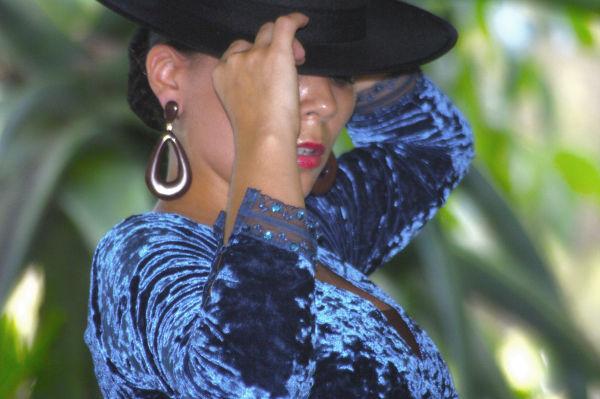 Sombrero del flamenco
