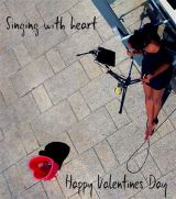 Singing with heart