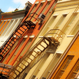 Backstairs