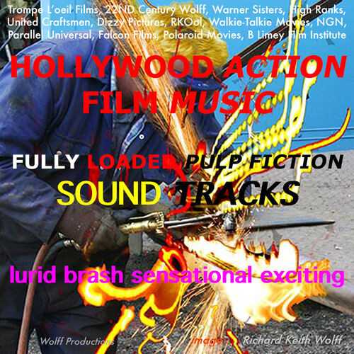 HOLLYWOOD ACTION FILM MUSIC