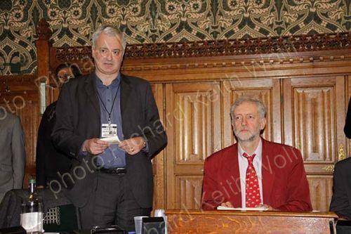 Andrew Murray & Jeremy Corbyn