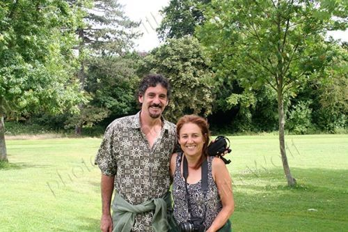 Michel Alcoulomre & Anna Saunders