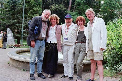 Jim Duffy, Joanne Harrison, John Coates, Hilary Audus, Jerry Hibbert