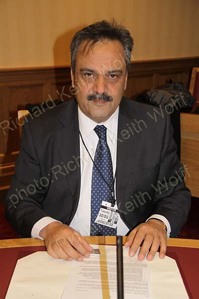 Asif Durrani Deputy High Commissioner for Pakistan
