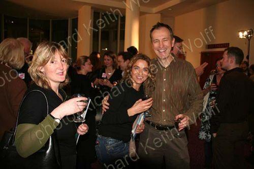 Gill Bradley, Tracy Shaw & Hugo Sands
