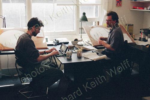 Mark Baker & Neville Astley
