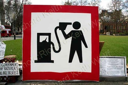 Banksy Petrolhead