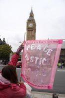 Peace justice love