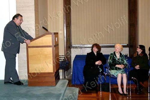 Andrew Robert McIntosh & Valerie Eliot
