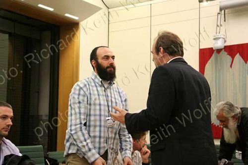 Bisher al-Rawi & Ed Davey MP
