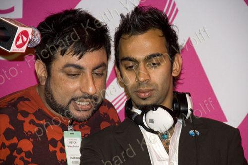 DJs Bobby Friction & Nerm