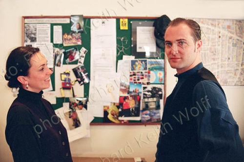 Jane Bolton & Dominic Buttimore