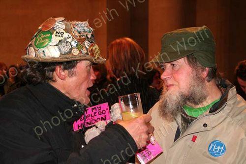 Brian Haw & Ken Singleton