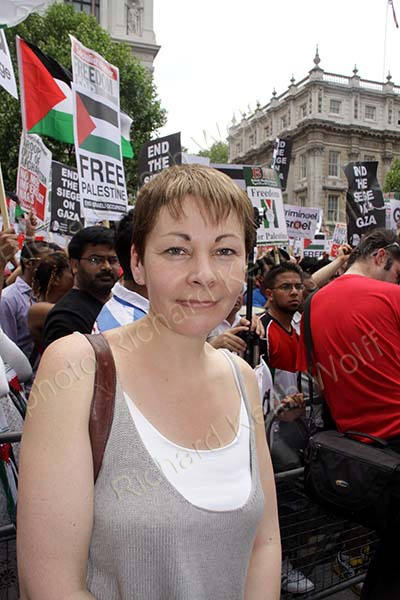 Caroline Lucas MP, Green Party