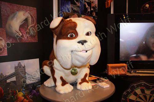 Churchill bulldog