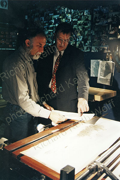Dave Unwin & William Horwood