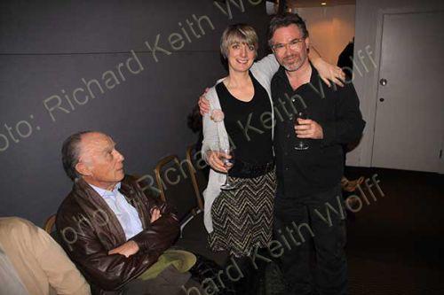 David Graham, Judy Flynn & Neville Astley