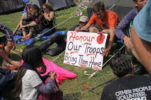 Honour Our Troops Bring Them Home