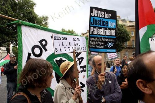 Jews say no to illegal settlements