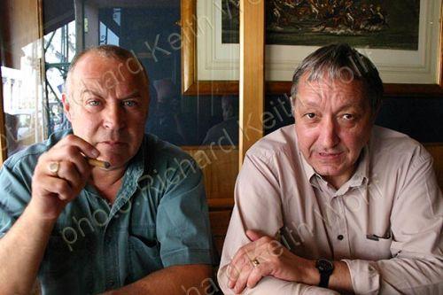 Gary Knowelden & Richard Ollive
