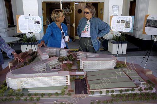 Gates Foundation building