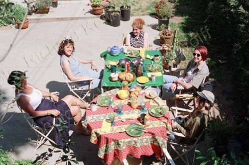 Marcia Gray, Ruth Daly, Lauren Faust, Sydney Padua