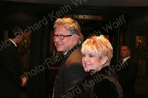 Gloria Hunniford & Stephen Way