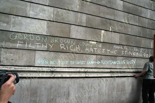 Long graffiti
