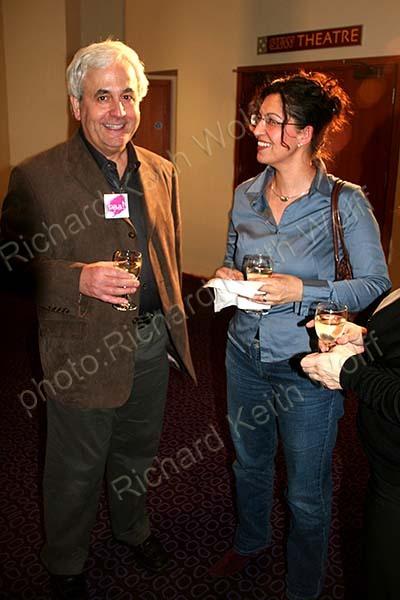 Graham Ralph & Satwant Gill