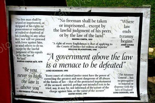 Magna Carta & Habeas Corpus