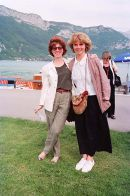 Hilary Audus & Joanne Harrison