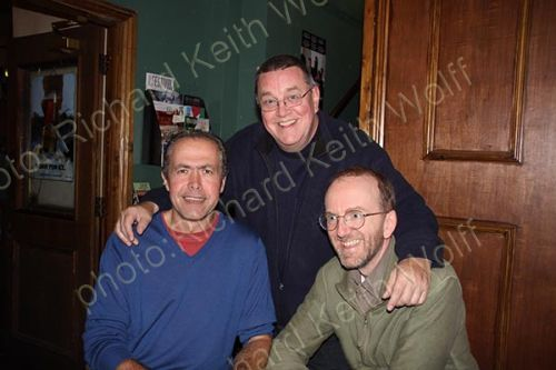 Mike Patric Smith, Chris Knott & Fraser MacLean