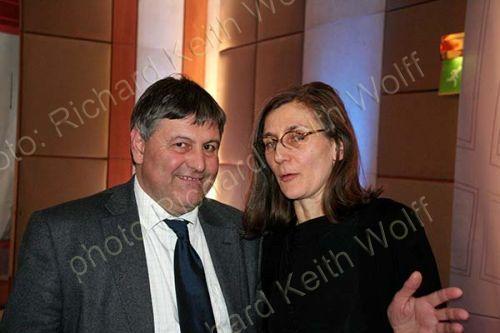 John Cary & Isabel Radage