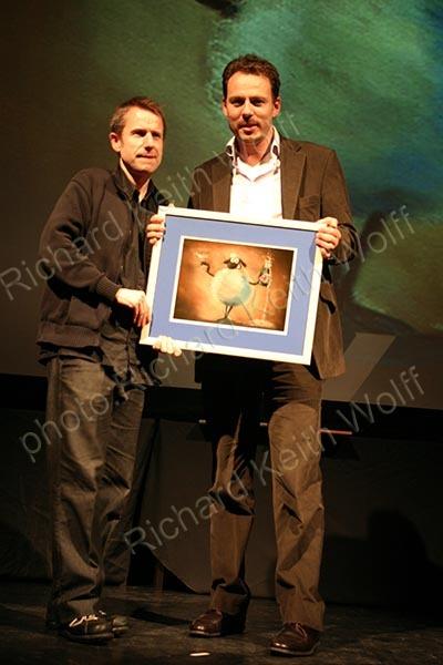 Jeremy Hardy & Andrew Ruhemin