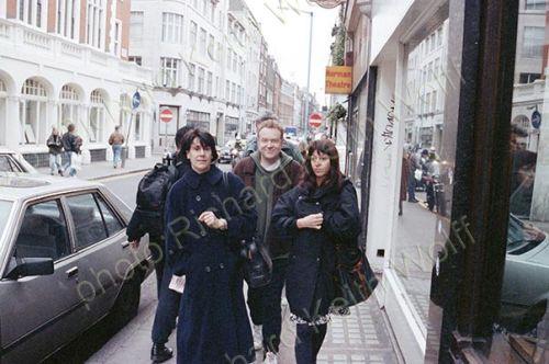 Annabel Jankel, Rocky Morton & Sylvie Venet-Tupy.
