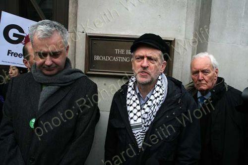 Jeremy Corbyn & Tony Benn