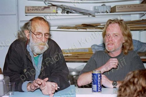 Jon Cramer & Richard Nye