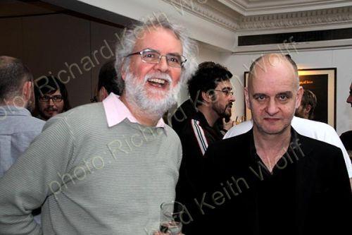Julian Nott & Iain Harvey