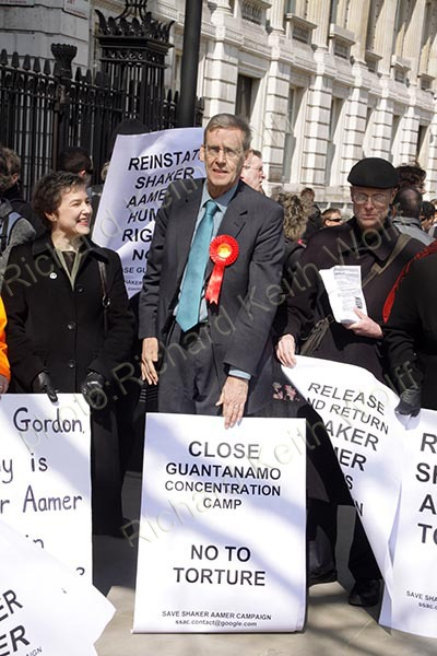 Kate Hudson & Martin Linton MP