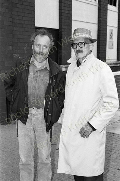 Yuri Norstein & Jules Engel