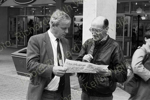 Martin Hammond & Tony Iles