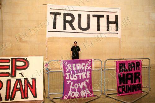 Mark Wallinger at Tate Britain