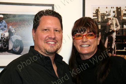 Marshall Terrill & Barbara McQueen
