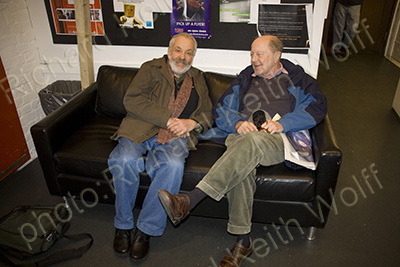 Mike Leigh & Nicolas Roeg