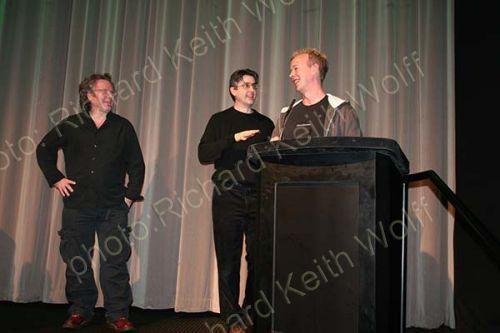 Neville Astley, Mark Baker & Phil Davies