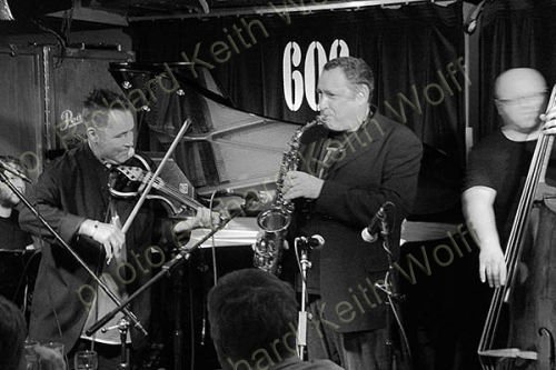 Nigel Kennedy & Gilad Atzmon