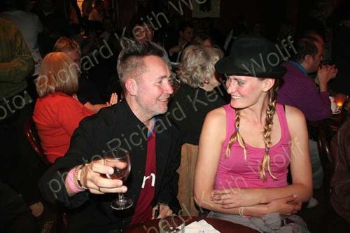 Nigel Kennedy & Heather Hoyle
