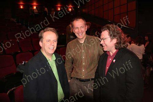 Nick Park, Hugo Sands & Neville Astley
