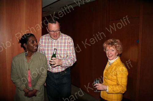 Phyllis Slack, Mark Taylor & Kate Canning